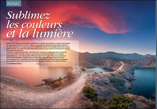 """Téléchargez les photos du dossier """"Sublimez les couleurs et la lumière de vos photos"""" (guide retouche) - Compétence Photo n°70"""