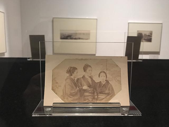 Groupe de Japonaises - Felice Beato – 1863-1868