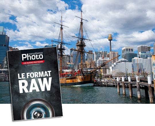 """Téléchargez les photos pour les tutoriels du hors-série """"Le Format Raw"""""""