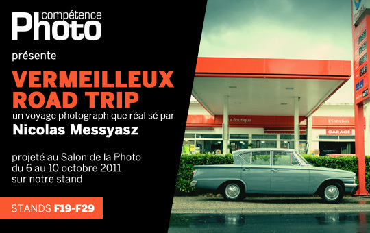Le Vermeilleux Road Trip, de Nicolas Messyasz, projeté au Salon de la Photo