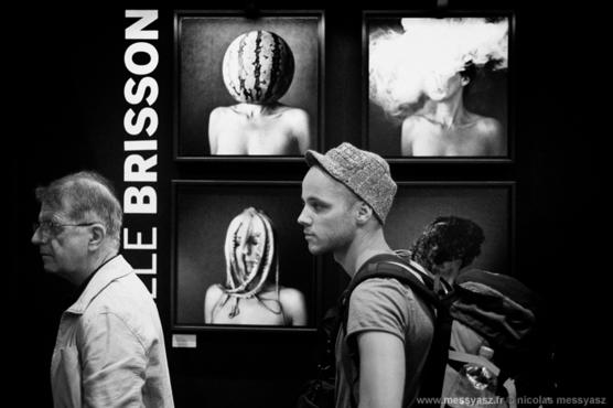 Ambiance sur le stand de Compétence Photo • 7 octobre 2011 (photos)