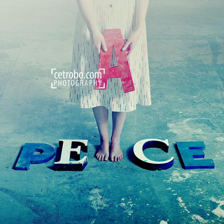 Peace © Cetrobo.com - Tous droits réservés