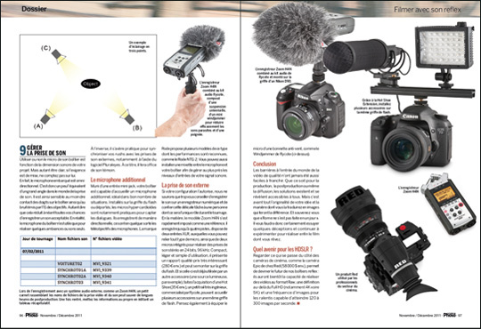 Compétence Photo Numéro 25, en kiosque le 19 novembre 2011