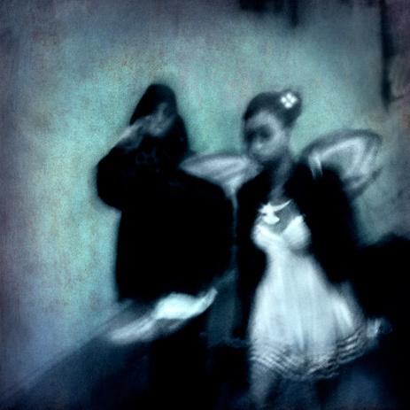 L'ange gardien © Claudine Coupé