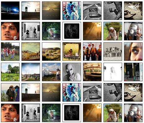 La Correspondance Visuelle • Les 30 premières photos