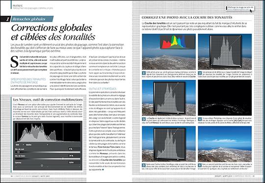 """Téléchargez les photos du dossier """"Retouchez vos paysages comme un pro"""" (guide retouche) - Compétence Photo n°71"""
