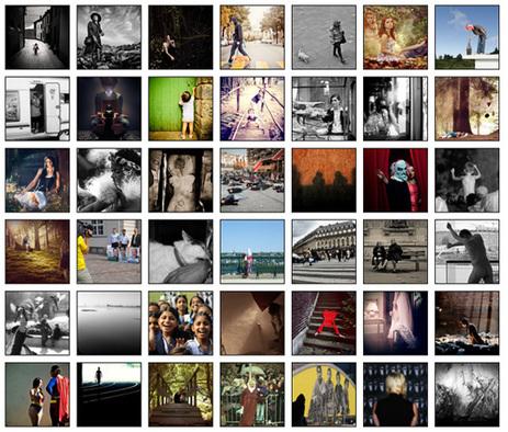 La Correspondance Visuelle • Mise à jour • 160 photos