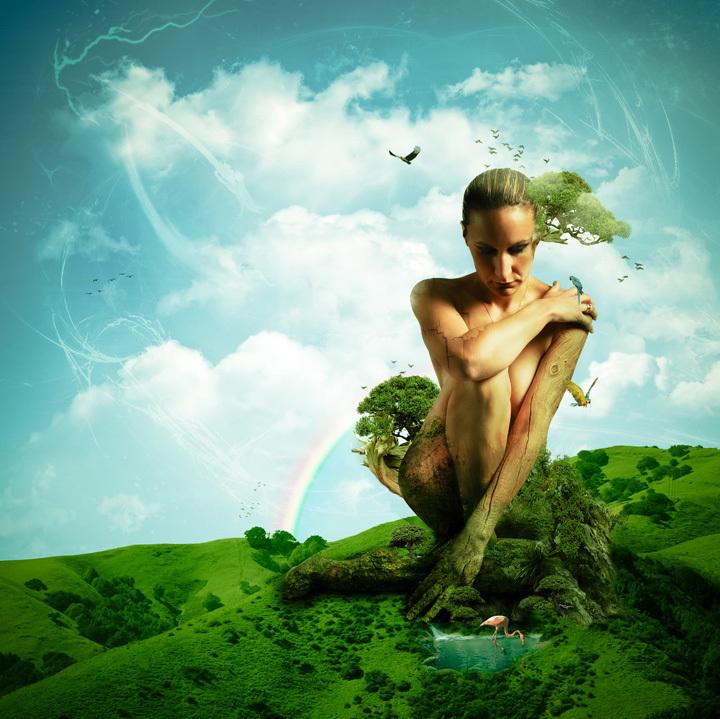 Mère nature • Christophe Serrano