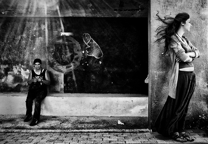 L'abribus • Yvon Buchmann