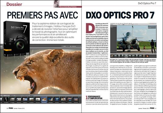 Compétence Photo Numéro 26, en kiosque le 10 janvier 2012