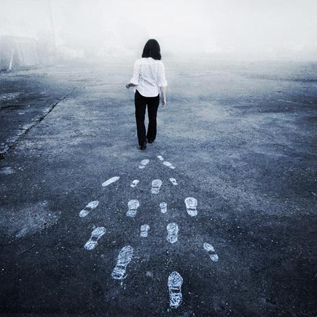 Walk Towards the Future © Mégane Lebeault
