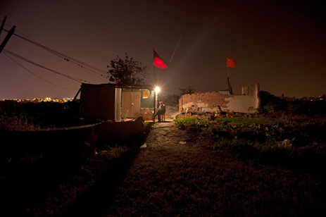 Mon voisin chinois © Mélanie Dornier