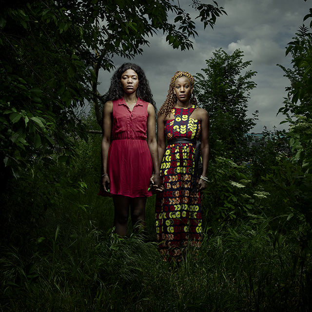 Photos : © Denis Rouvre / Médecins du Monde - Tous droits réservés • Diana & Dorine, Angleterre