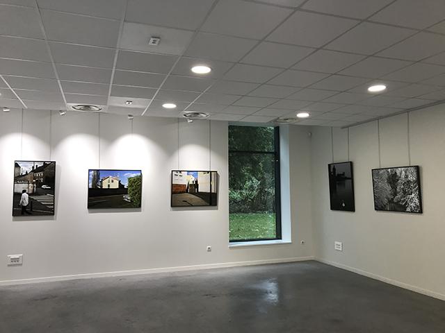 L'exposition de Jean-Christophe Béchet au Festival Photo de Saint-Pathus © Benoit Boudin