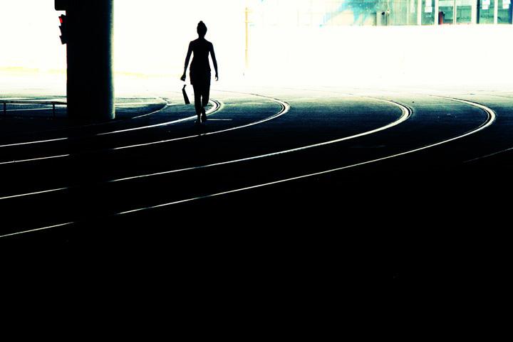 Vouloir la lumière, en attendre tant • Eric Forey