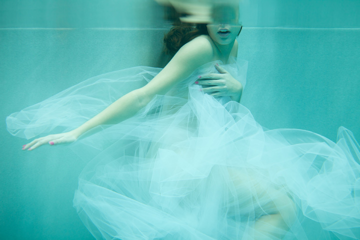 Deep Water • Ludovic Florent