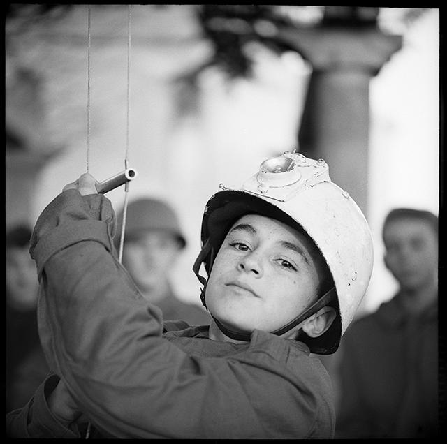 Quand Raymond Depardon faisait son service militaire… photographique