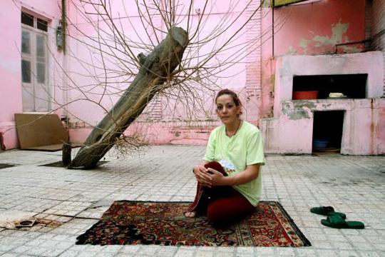 © Tahmineh Monzavi - Les femmes sans domicile fixe, 2009-2010 - Tous droits réservés