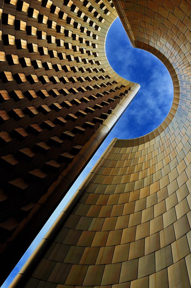 Eric Forey, finaliste dans la catégorie Architecture