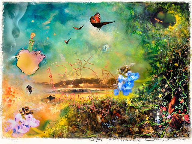 Le paradis bleu (M Life) © Franck Boucher