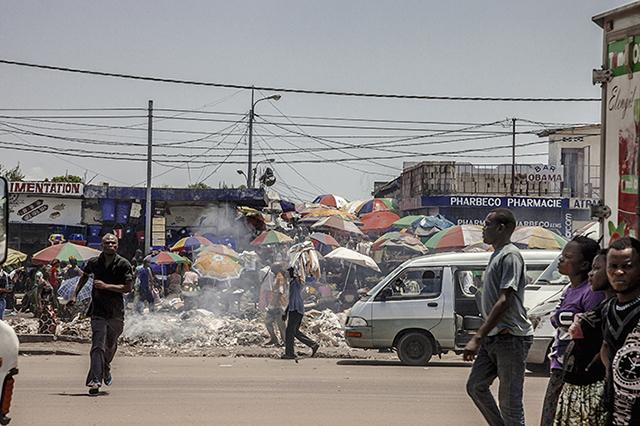 Le photographe Sammy Baloji expose les fragments de l'histoire de la République Démocratique du Congo au Point du Jour