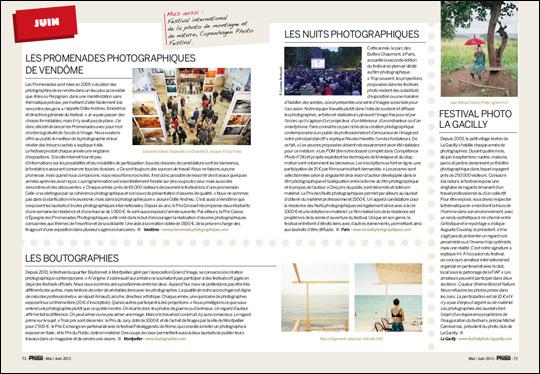 Compétence Photo Numéro 28, en kiosque le 5 mai 2012