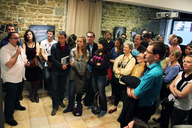 La remise des prix du Créathlon 2012