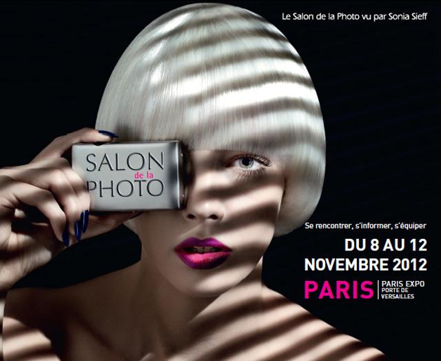 Compétence Photo vous offre votre invitation pour le Salon de la Photo 2012