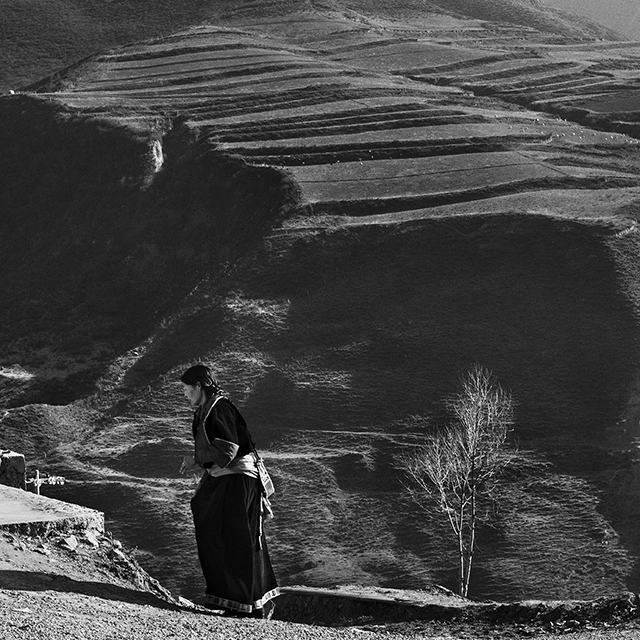 L'Atlas tibétain de Jacques Borgetto exposé au Musée de la Photographie Charles Nègre