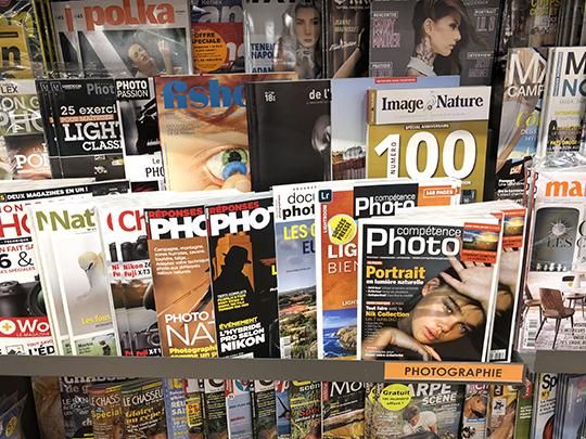 Où trouver le dernier numéro de Compétence Photo ?