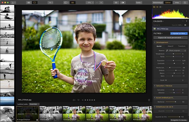 Téléchargez gratuitement Luminar 3, le logiciel d'édition photo de Skylum
