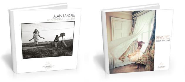 Dédicaces des livres d'Alain Laboile et de Julie de Waroquier