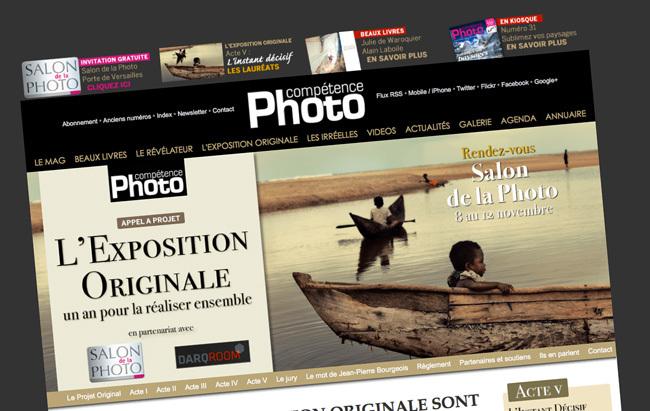 Rencontrez les lauréats de L'Exposition Originale au Salon de la Photo 2012