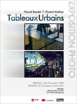 Les Tableaux Urbains de Pascal Reydet et de Florent Mathey au Leica Store Paris