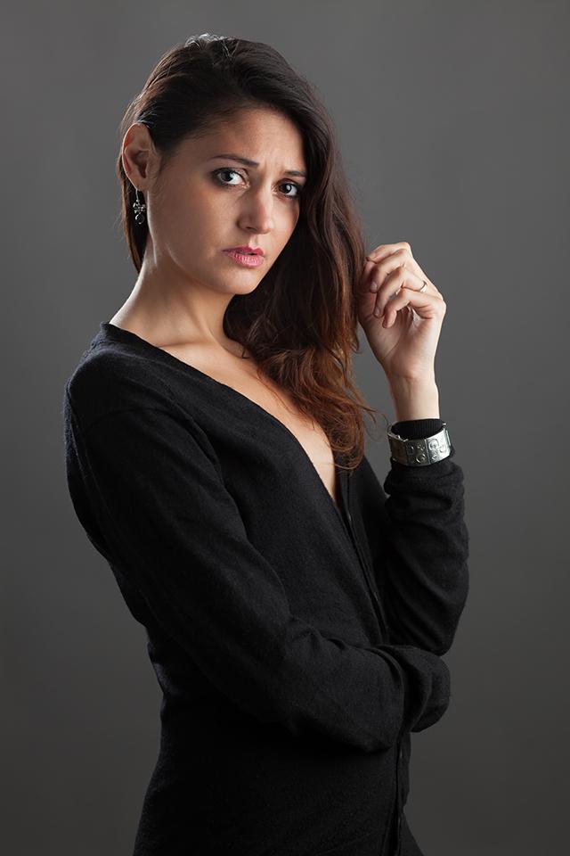 Vanessa, jeune modèle de 36 ans, nous a quittés