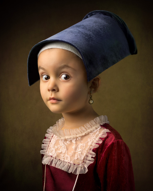 Open category winner / Portrait • Bill Gekas - Tous droits réservés