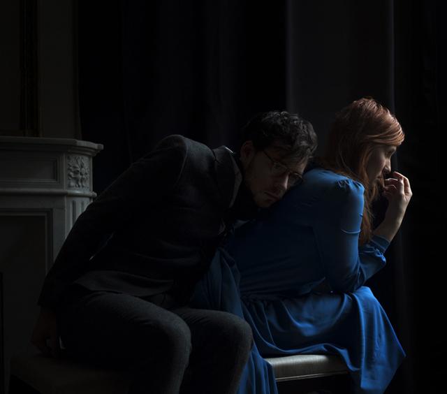 Fougue et sérénité, de Maia Flore • Hôtel La Belle Juliette (janvier 2013)