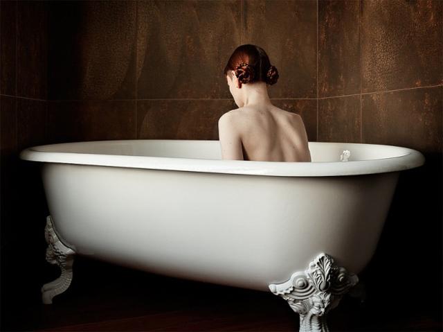 Sans titre, de Juliette Bates • Hôtel La Belle Juliette (octobre 2012)