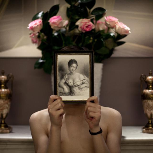 Sans titre, d'Emmanuelle Brisson • Hôtel La Belle Juliette (juillet 2012)