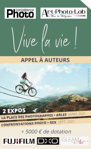"""Participez à l'appel à auteurs """"Vive la vie !"""", organisé par Compétence Photo et Art Photo Lab"""