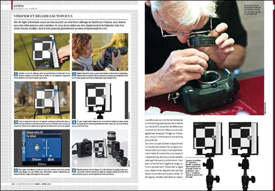 Compétence Photo Numéro 33, en kiosque le 1er mars 2013