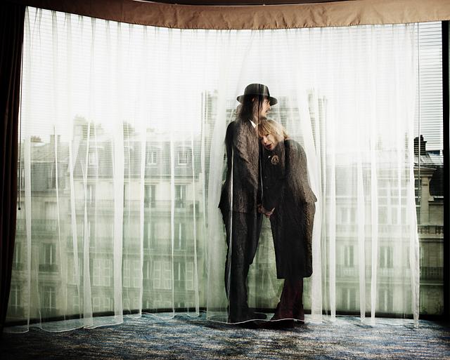Lulu Gainsbourg et Marianne Faithfull, 2011 © Jérôme Bonnet / Modds - Tous droits réservés
