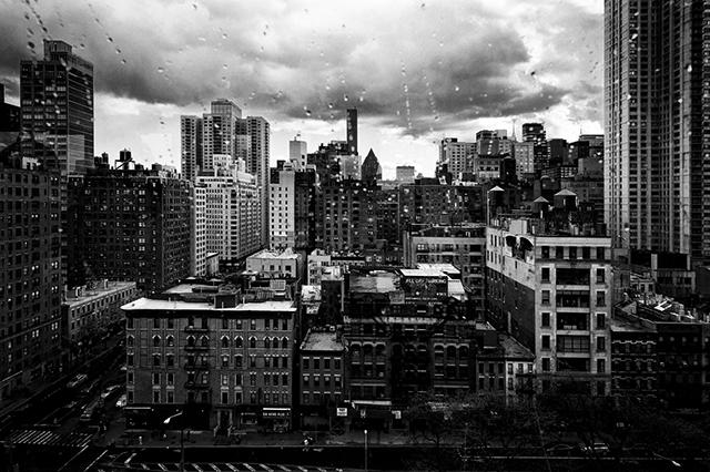 Les fantômes de New York envahissent La Place