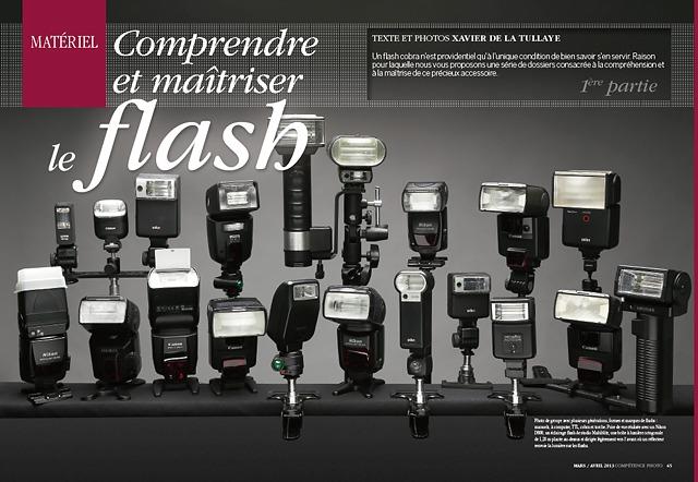 Compétence Photo n°33 (mars/avril 2013)