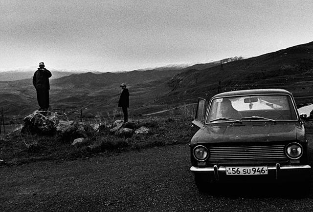 L'Arménie blessée vue par la photographe italienne Antonella Monzoni (interview)