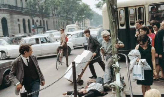 Rétrospective à la MEP à Paris de Joël Meyerowitz, le maître de la photographie de rue
