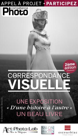 Participez à La Correspondance Visuelle 2e édition - Salon de la Photo 2013