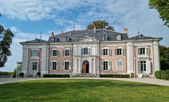 Le château de Voltaire