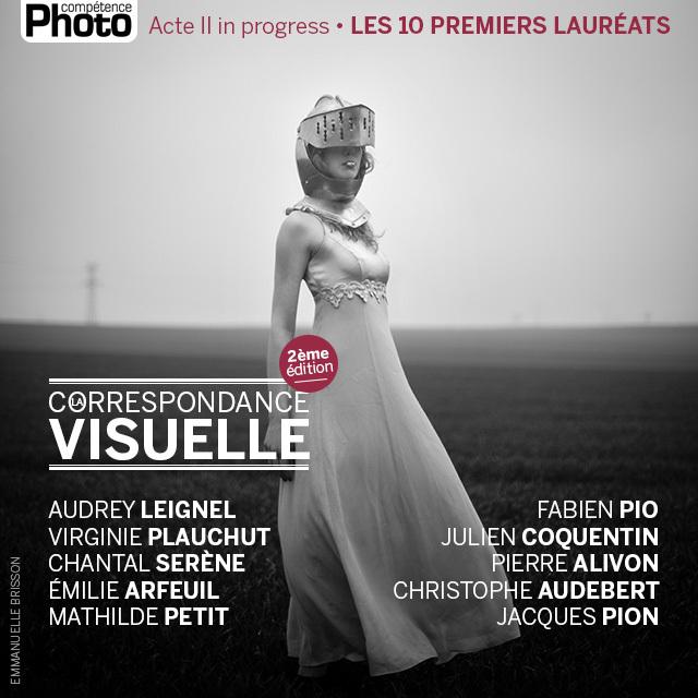Les 10 premiers lauréats de La Correspondance Visuelle 2e édition