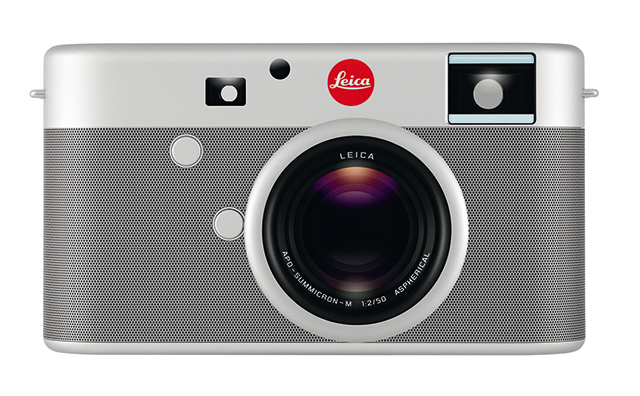 The Leica M camera for (RED)